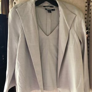 NWT jacket and top set from DKNY